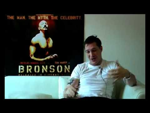 Bronson - Interview With Tom Hardy