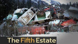 Runaway train: Investigating a fatal CP Rail crash - The Fifth Estate