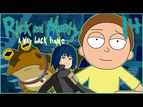 Rick and Morty: A Way Back Home | Ep.14 - Hypnotoad