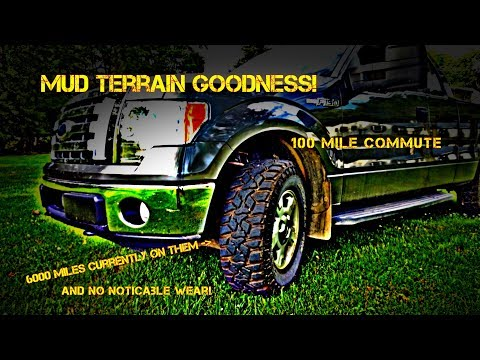 Cooper MTP Tire Review! -----Mud Terrain Awesomeness!-----