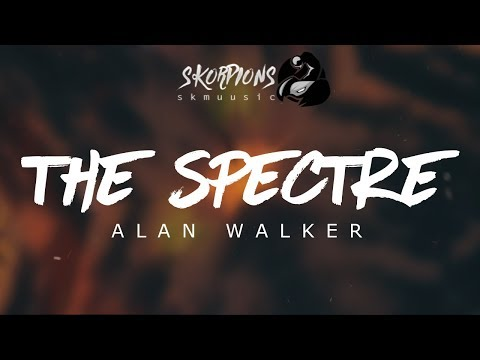 Alan Walker - The Spectre (Lyrics / Lyrics Video)