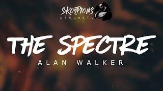 Alan Walker - The Spectre (Lyrics / Lyrics Video)
