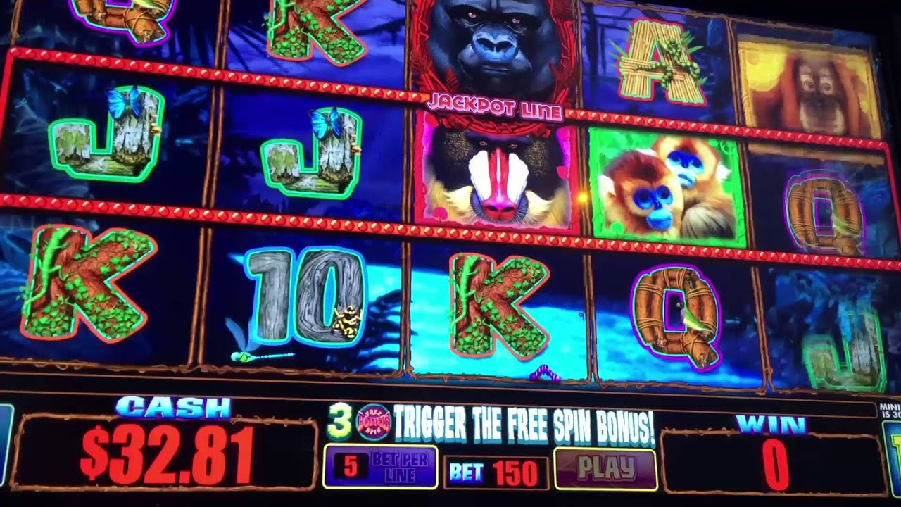 Gorilla Slot Game
