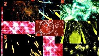 Переходы Digital Juice Swipes v05 Particle Wonders 11 шт 3часть