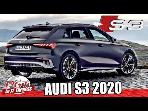 Audi S3 2020 : la Golf 8 R d'Audi est là ! - PJT Express