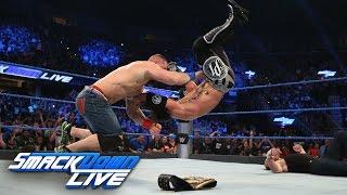 Dean Ambrose vs. AJ Styles – WWE World Championtitel Match: SmackDown LIVE, 27. September 2016