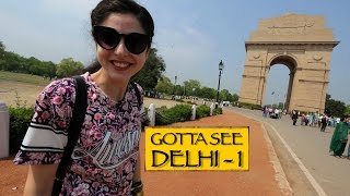 Gotta see || India gate, Red Fort & More || Part 1|| New Delhi