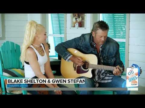 Blake Shelton and Gwen Stefani Perform Their New Duet