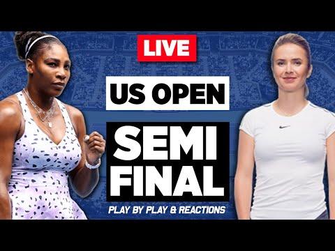 🔴 WILLIAMS Vs SVITOLINA   US Open 2019   LIVE Tennis Stream Play-by-Play