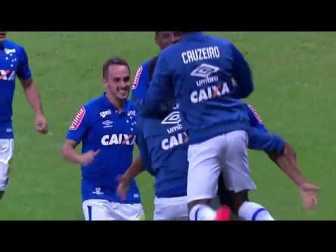 Os Gols de Cruzeiro 2 x 1 Vitória - Copa do Brasil 2016