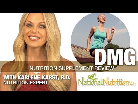 Dmg - National Nutrition Articles