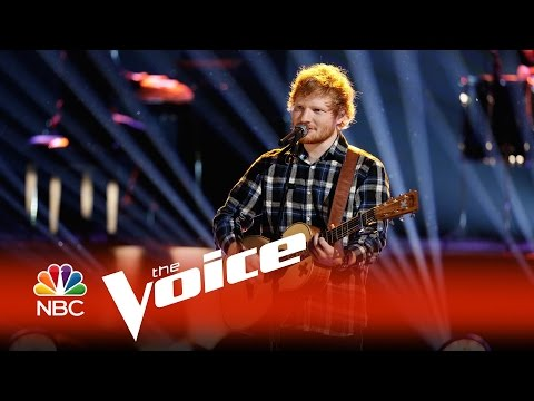 "The Voice 2015 - Ed Sheeran: ""Photograph"""