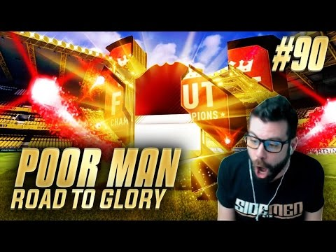 12 RED INFORMS PACK!!! FUT CHAMPIONS MONTHLY REWARD!! CLUB TOUR! - Poor Man RTG #90 - FIFA 17