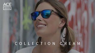 Lunettes de soleil polarisantes Revo, mode et mixtes : Cream
