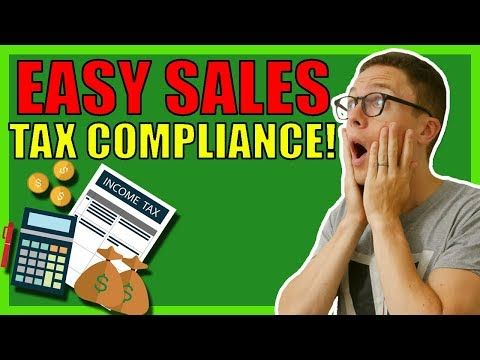 How To Handle NEW Sales Tax Nexus Laws After Wayfair!