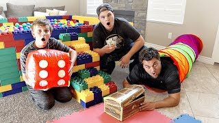 GIANT GAME BOARD Challenge! Boys Only