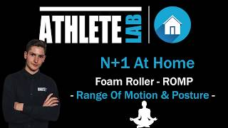 N+1 Home Workouts: Foam Roller - ROMP