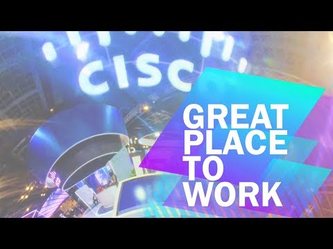 Cisco UAE #4 Great Place to Work