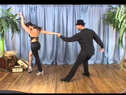 How to dance Salsa - Advanced