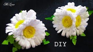РЕЗИНКИ С РОМАШКАМИ МК   D Y Daisy Headband
