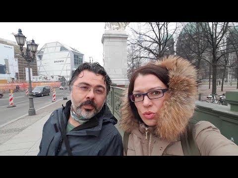 Berlin gezimiz ve Murat'ın Almancası -...