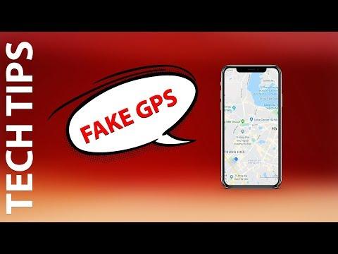 FAKE GPS On IPhone