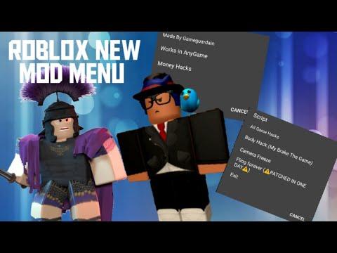 Roblox Mod Menu Script Mobile Roblox Mobile Hacks Mod Menu Youtube
