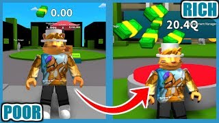BECOMING THE RICHEST PLAYER IN ROBLOX BILLIONAIRE SIMULATOR!