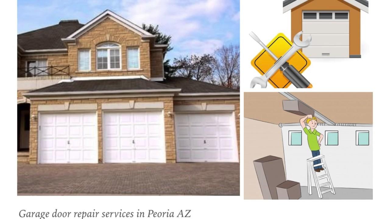 Garage Door Repair Company In Peoria Az