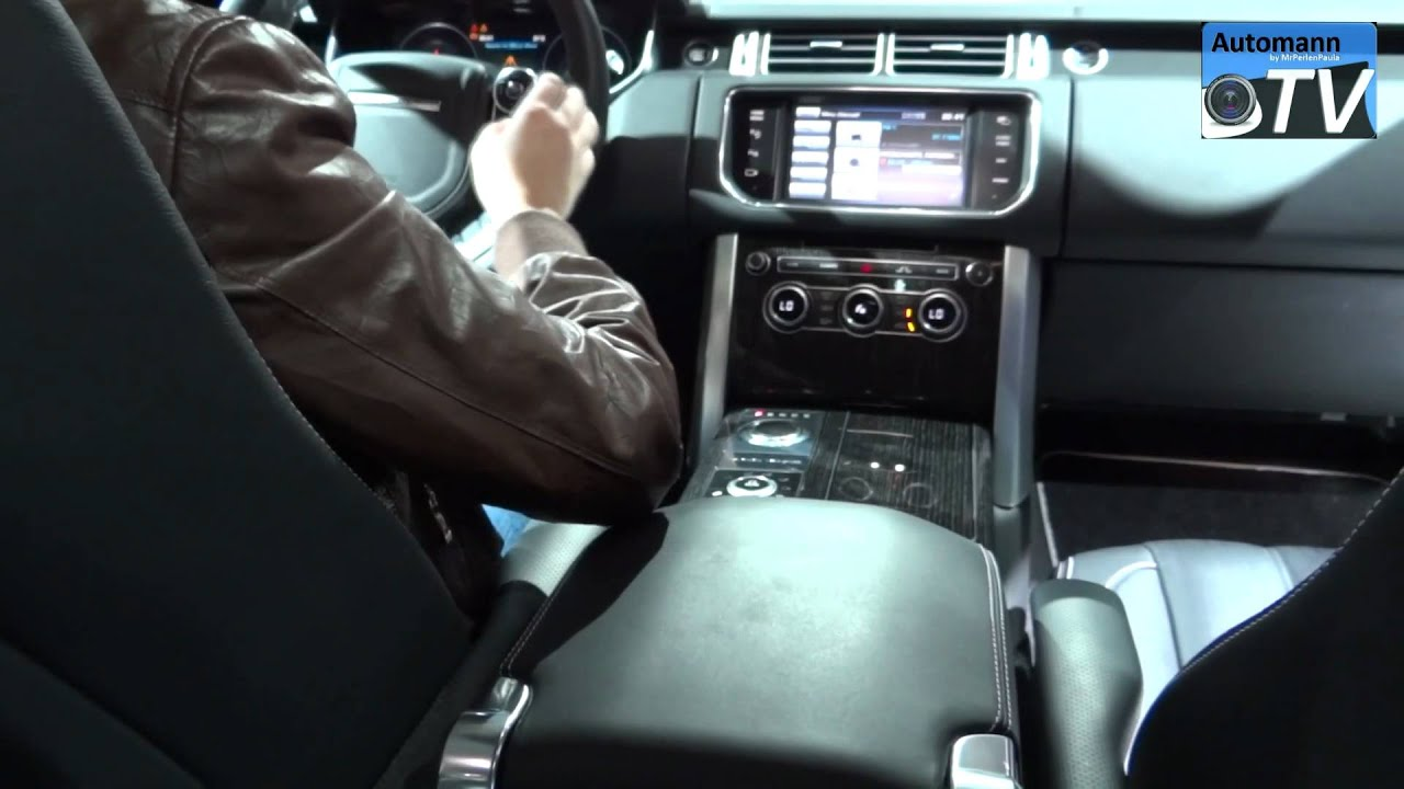 2013 range rover 5 0 v8 autobiography in detail 1080p full hd youtube. Black Bedroom Furniture Sets. Home Design Ideas