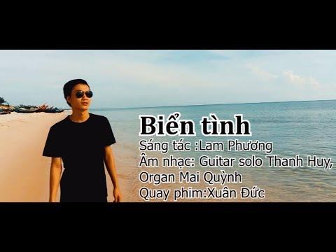 [OFFICIAL MV] Biển tình - Lam Phương    Solo guitar Thanh Huy.