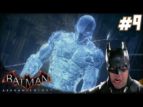 "Batman Arkham Knight Gameplay Walkthrough Part 9 - ""CSI: GOTHAM CITY!!!"" 1080p HD PC"