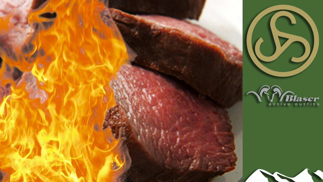 how to cook venison steak on stove