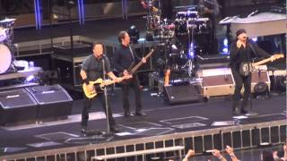 Bruce Springsteen - Badlands - Madison Square Garden - 4-9-12.mpg