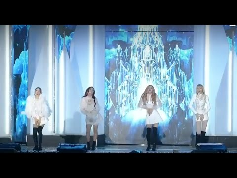 161119 BLACKPINK 블랙핑크 WHISTLE 휘파람  PLAYING WITH FIRE 불장난 @ 2016 MelOn Music Awards