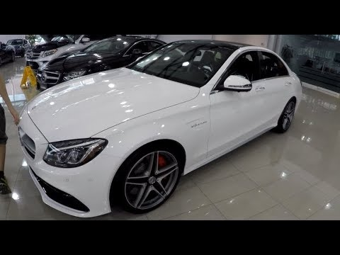 2018 mercedes benz c class c63s amg v8 biturbo walk around youtube. Black Bedroom Furniture Sets. Home Design Ideas