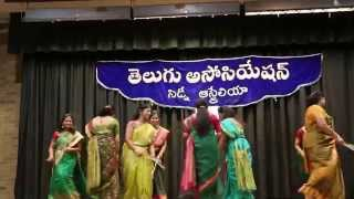 Vettivalapu Kolatam by Sydeny Telugu Association