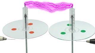 5 Amazing Electrostatic Motors | Physical Experiments