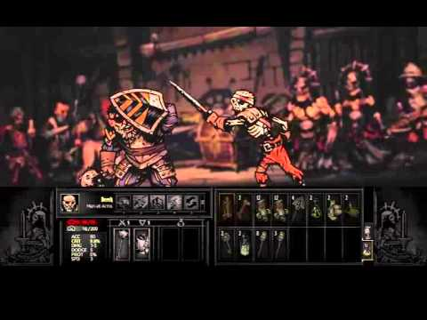 Let's Play The Darkest Dungeon - Damn Fine Luck As Lucky's Hero Takes To The Field - 5