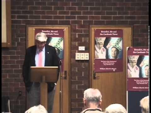 Frank Brennan launch of Bishop Bill Morris's book