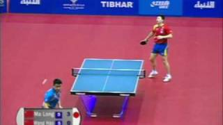 Kuwait Open: Wang Hao-Ma Long