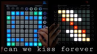 Baixar Kina - Can We Kiss Forever? (feat. Adriana Proenza) // Launchpad Cover