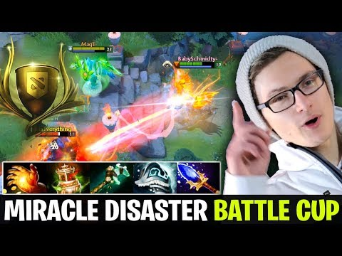 MIRACLE DISASTER BATTLE CUP - THIS IS JUST THE FIRST GAME thumbnail