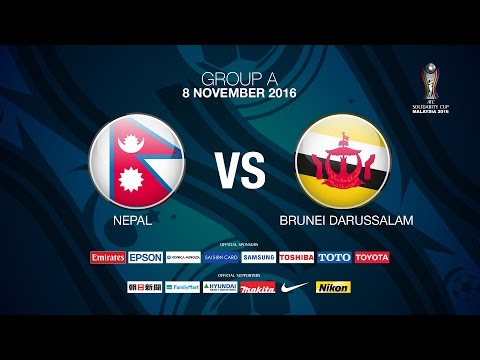 #AFC SOLIDARITY CUP Group A Day 3  Nepal v Brunei DS  -News Report