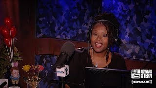 Robin Quivers Orders an $800 Bottle of Wine at Dinner With Howard