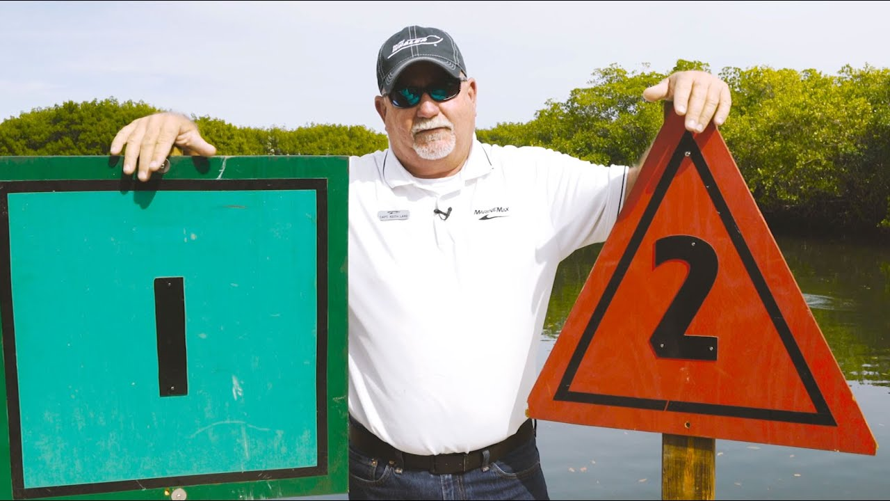 Boating Tips Episode 8: Understanding Channel Markers ...