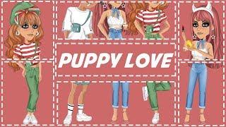 Vipli Vipsiz Kombinler || PUPPY LOVE TEMASI