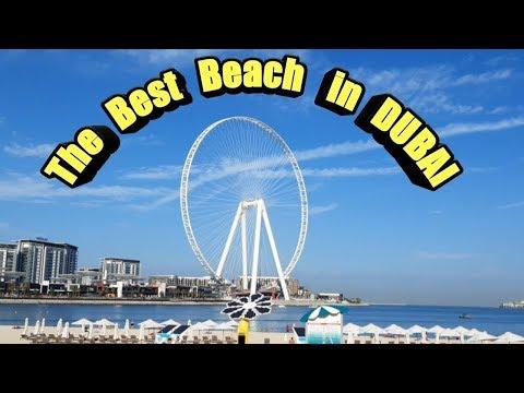 THE BEACH l JBR The Best Beach in Dubai