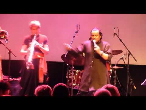 Dam Mast Qalandar - Rafaqat Ali Khan and Bollywood Brass Band