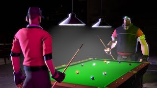 A Game of Billiards (Saxxy Awards 2013)